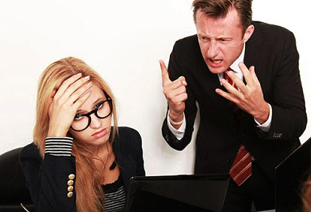 Hostigamiento de los sitios de trabajo al teletrabajo