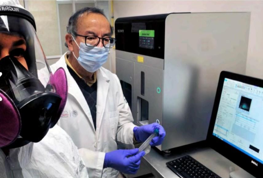 Mucosas de boca y nariz: reservorios del SARS-COV-2