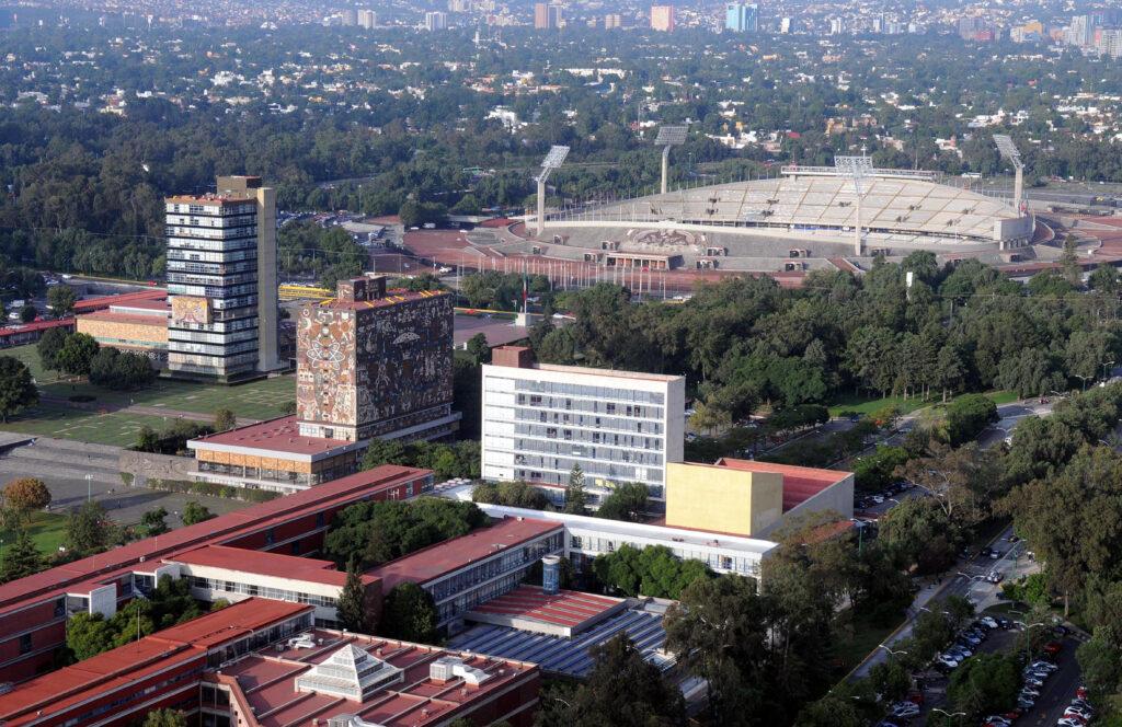UNAM: de las 100 mejores universidades del mundo