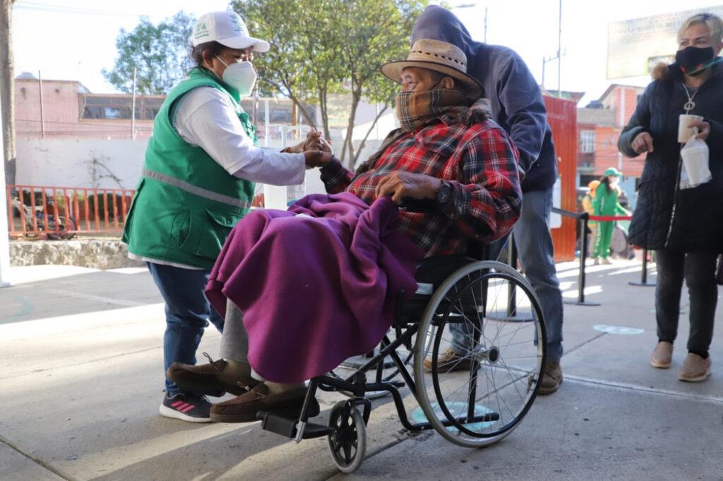 El 17 de marzo inicia vacunación en Venustiano Carranza
