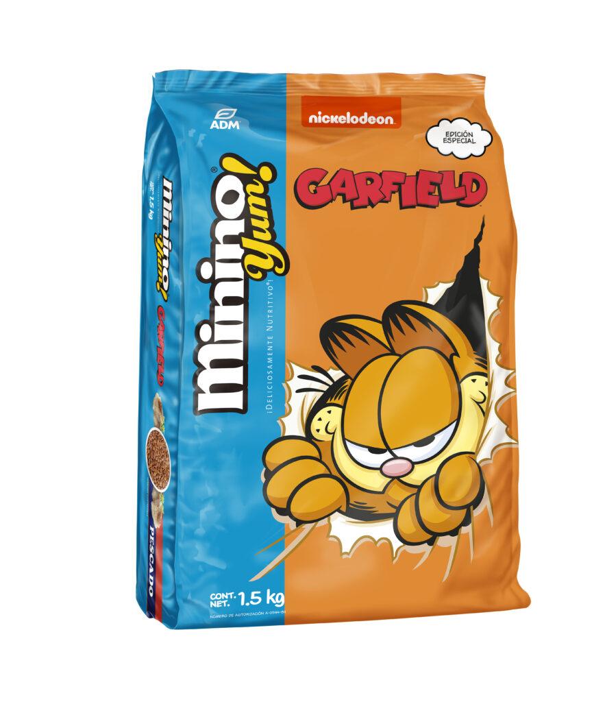 Lanzan alimento edición especial de Garfield