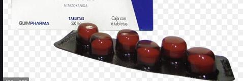 Nitazoxanida en vías de aprobación contra SARS-CoV-2