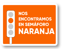 Continúa CDMX en semáforo naranja sin bajar la guardia