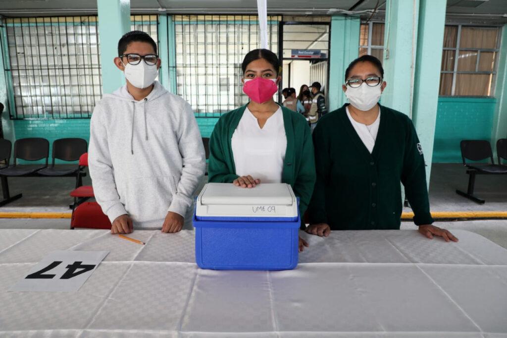 Garantizan vacuna contra Covid-19 en Alcaldía Iztapalapa