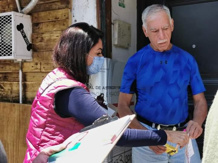 Lety Varela contra maltrato animal: candidata Distrito 26