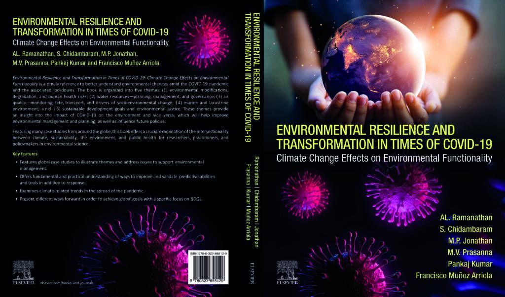 Libro Resiliencia y Transformación Ambiental