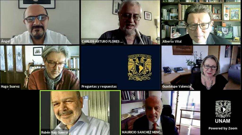 """Presentan """"cartas desde una pandemia"""": colección UNAM"""