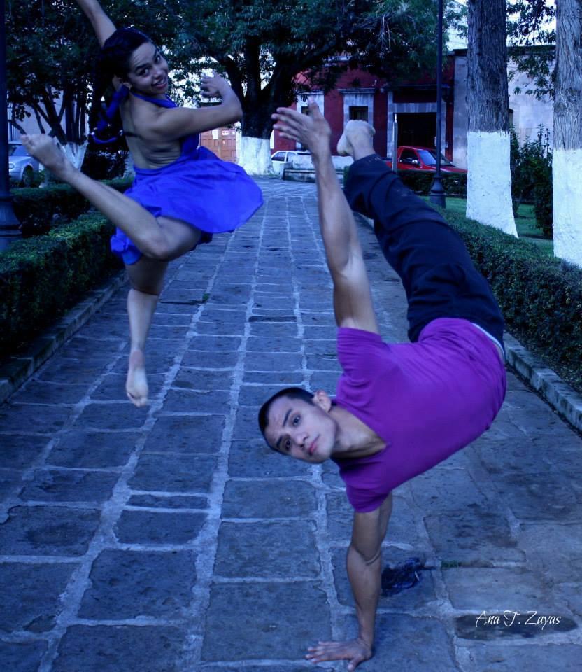 Danza poco convencional: Ecléctico & Bailarines Invitados