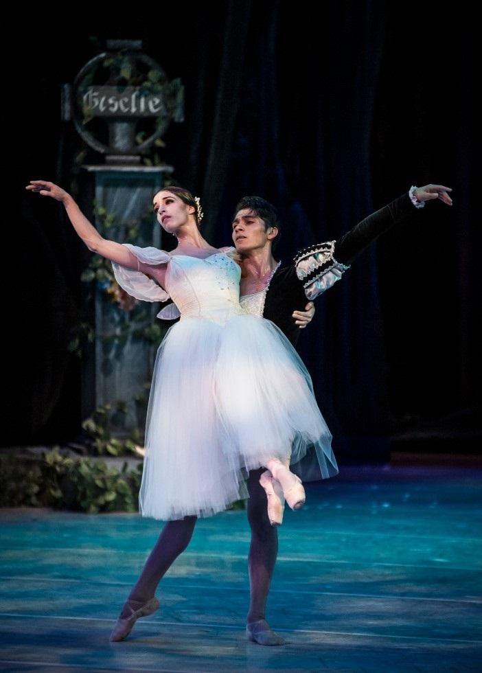 Compañía Nacional de Danza  regresará a los escenarios