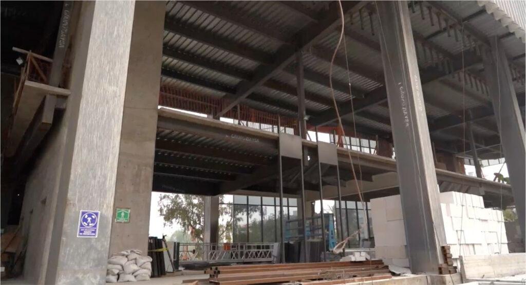 Continuará demolición del edificio en Presa Anzaldo