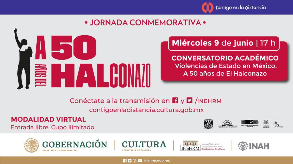 INEHRM revisará la violencia de Estado en México