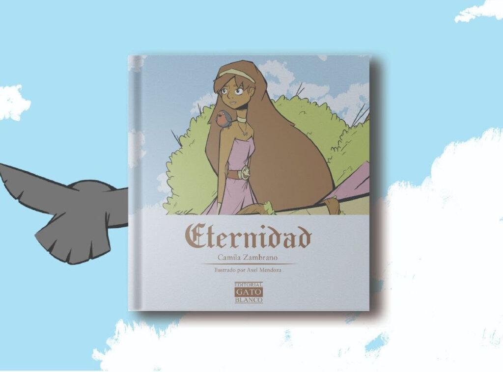 Eternidad: historia de un petirrojo y una princesa