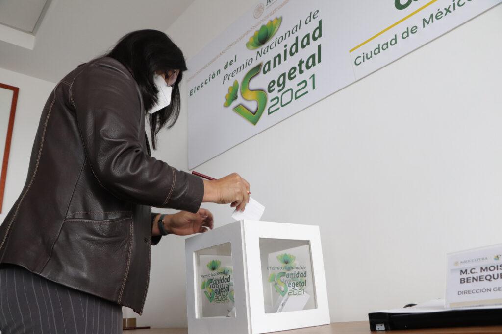 Expertos en plagas de agave ganan Premio de Sanidad