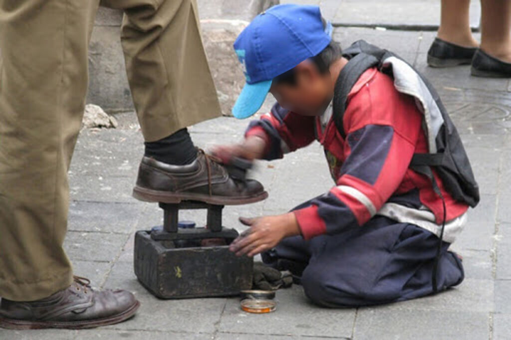 Prevalece la explotación laboral infantil