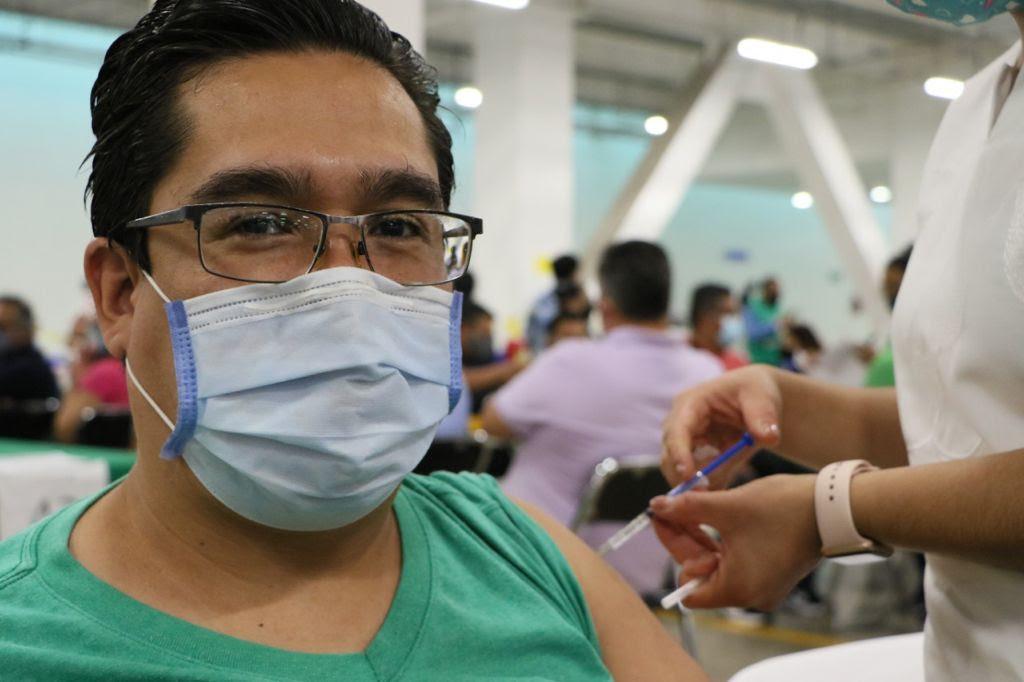 Inicia 9 de junio vacunación de personas de 40 a 49 años