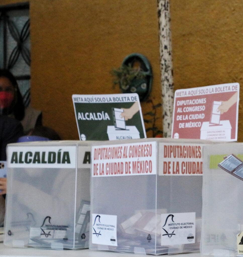 Jornada electoral transcurre sin mayores incidentes