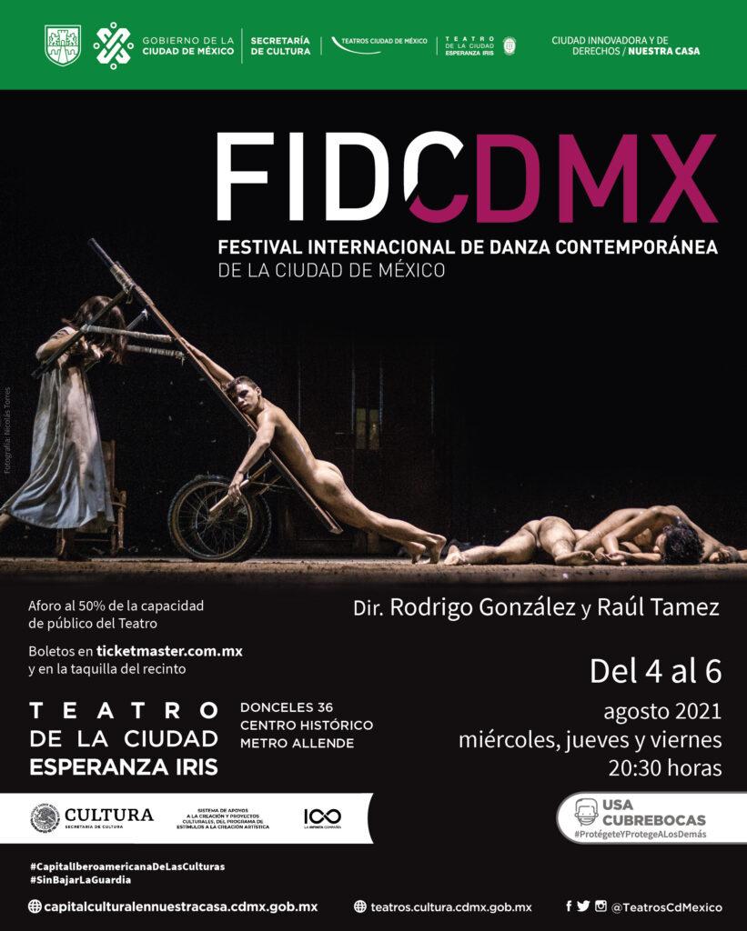 10 países en el Festival Internacional de Danza