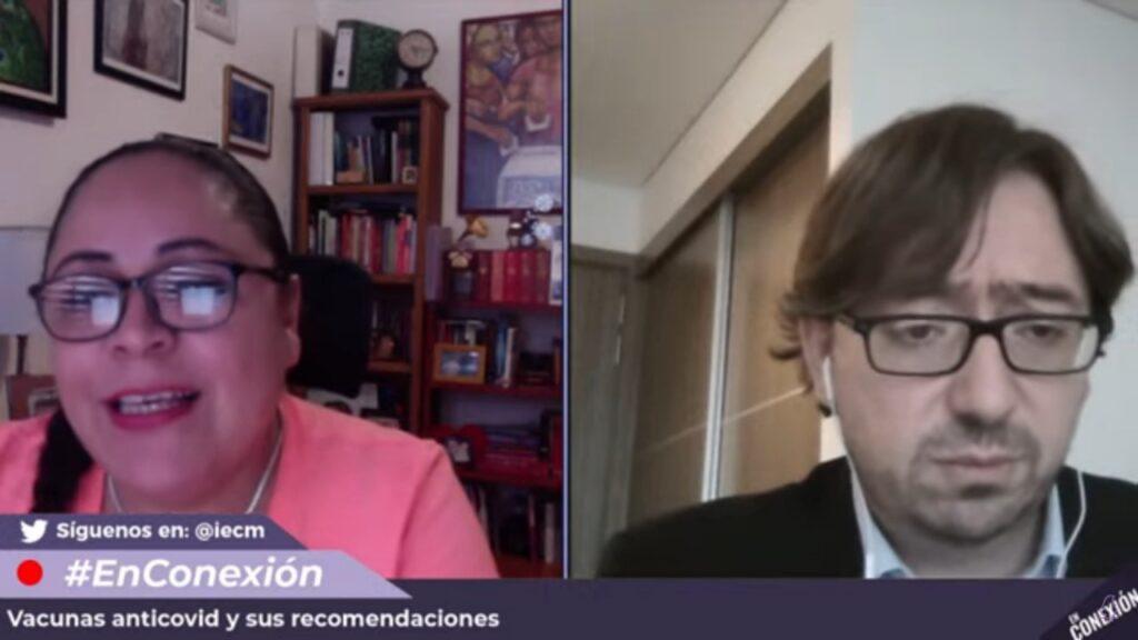 """""""Vacunas anticovid y sus recomendaciones"""": En Conexión"""