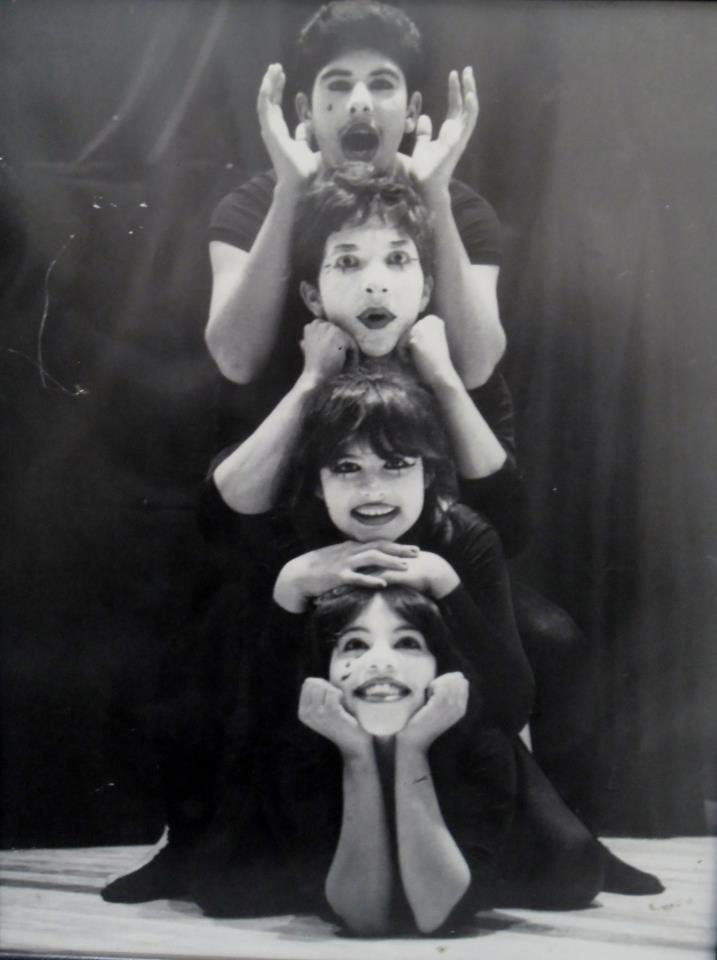 Grupo Espejos Taller de Pantomima lleva arte en silencio