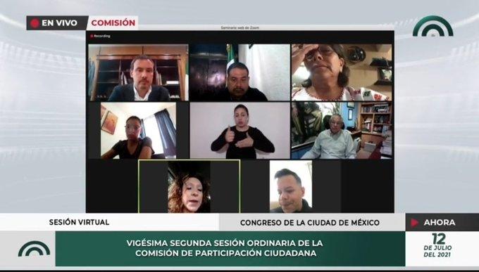 Presenta IECM estrategia para Asambleas Ciudadanas
