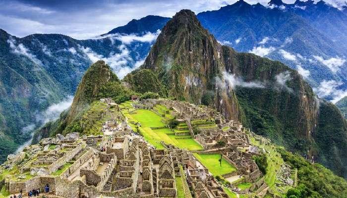 Machu Picchu obtiene el certificado Carbono neutral