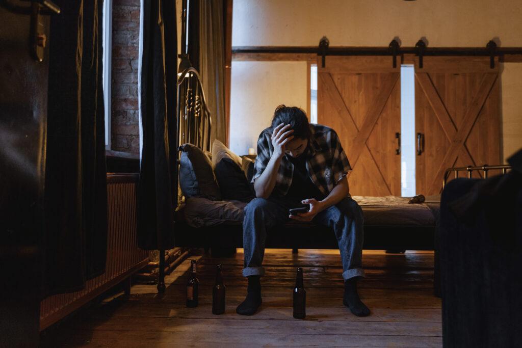 Depresión: presente en 80 por ciento de los suicidios