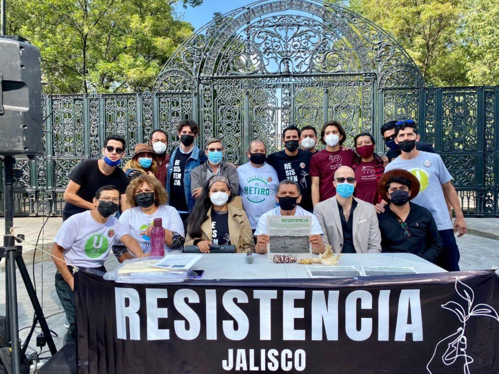 Estudiantes UdG llaman a resistencia contra inmobiliarias