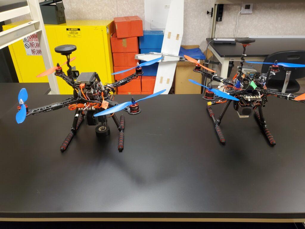 IPN es tercer lugar en competencia de drones
