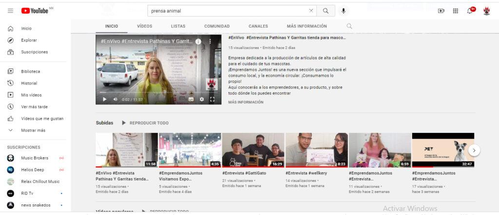 """Prensa Animal presenta: """"Emprendamos Juntos"""""""