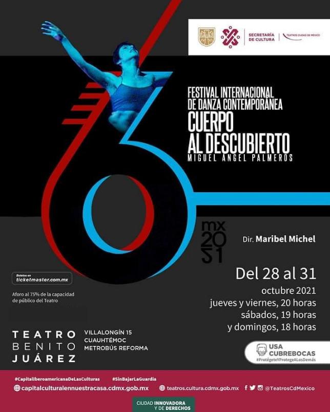 VI Festival Internacional de Danza Contemporánea