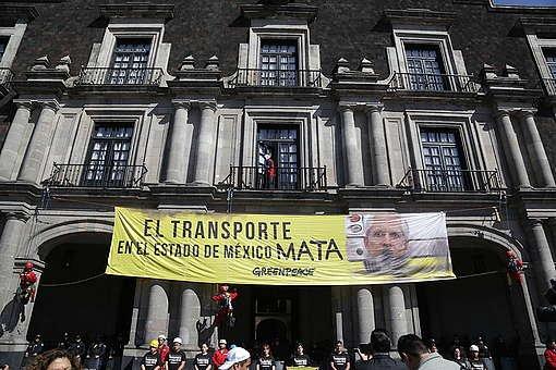 Denuncian desacato de Medio Ambiente mexiquense