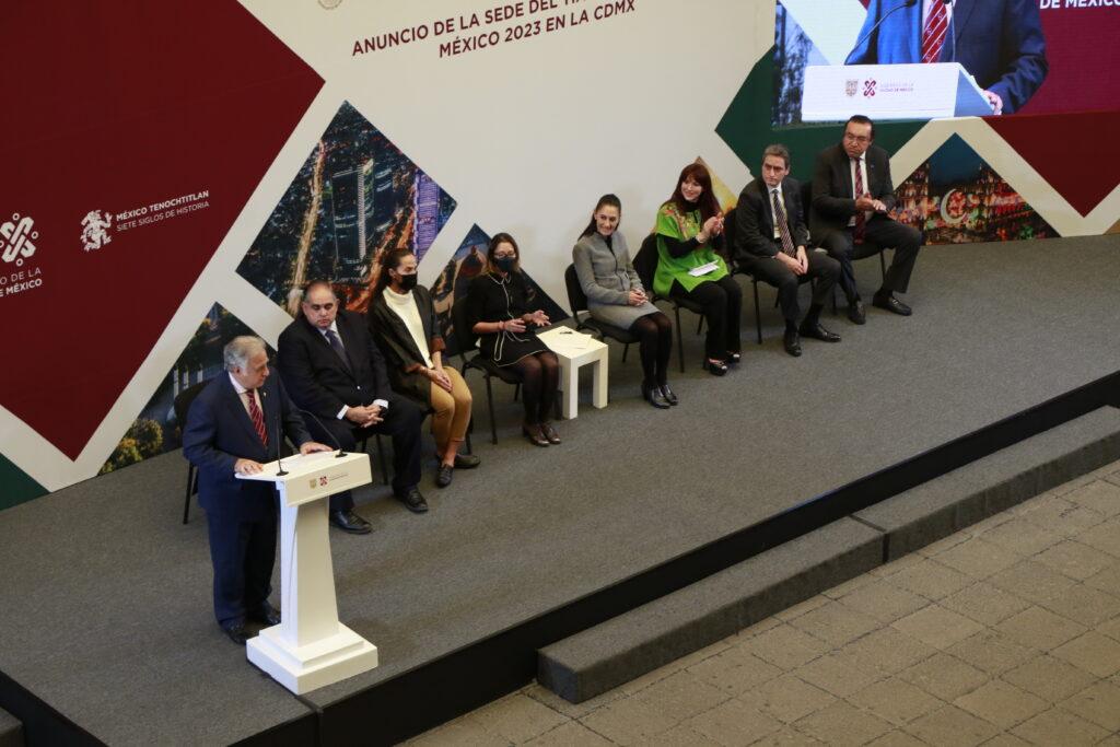 Ciudad de México será sede del Tianguis Turístico 2023